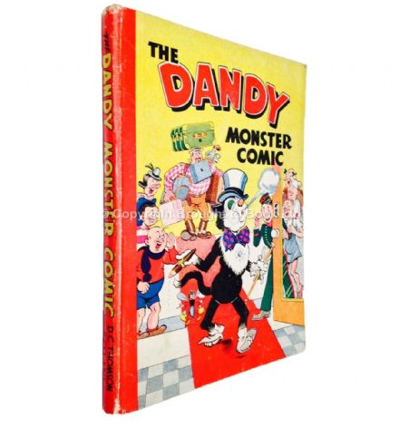 The Dandy Monster Comic 1949 Annual DC Thomson